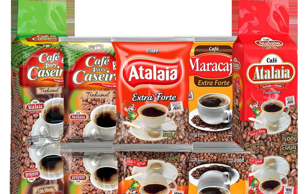 Cafés Atalaia